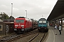 "Bombardier 35197 - NOB ""245 202-7"" 16.07.2016 Westerland(Sylt) [D] Nahne Johannsen"