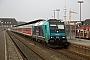 "Bombardier 35197 - NOB ""245 202-7"" 12.11.2016 Westerland(Sylt) [D] Nahne Johannsen"