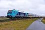 """Bombardier 35200 - NOB """"245 204-3"""" 27.03.2016 Emmelsbüll-Horsbüll,BetriebsbahnhofLehnshallig [D] Jens Vollertsen"""