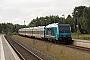 """Bombardier 35202 - NOB """"245 206-8"""" 18.08.2016 Heide(Holstein) [D] Nahne Johannsen"""
