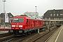 "Bombardier 35203 - DB Fernverkehr ""245 021"" 29.10.2015 Westerland(Sylt) [D] Nahne Johannsen"