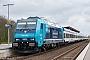 """Bombardier 35207 - NOB """"245 209-2"""" 21.04.2016 Niebüll [D] Rolf Alberts"""
