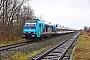 """Bombardier 35209 - NOB """"245 211-8"""" 27.03.2016 Hattstedt [D] Jens Vollertsen"""