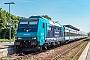 """Bombardier 35211 - DB Regio """"245 213-4"""" 07.06.2018 Niebüll [D] Rolf Alberts"""