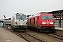 "Bombardier 35214 - DB Fernverkehr ""245 023"" 22.02.2018 - WesterlandNahne Johannsen"