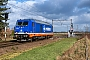 "Bombardier 34998 - Raildox ""76 110-0"" 02.03.2016 Nispen [NL] Jeroen de Vries"