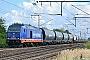 """Bombardier 34998 - Raildox """"76 110-0"""" 20.08.2017 Vechelde-GroßGleidingen [D] Rik Hartl"""