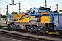 """CZ LOKO 15-0779 - CER Cargo """"774 714-0"""" 01.06.2017 Budapest-Kelenföld [H] Chris Dearson"""