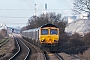 "EMD 20008201-1 - GBRf ""66701"" 03.02.2015 Whitley Bridge [GB] David Pemberton"