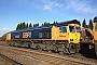 "EMD 20008201-1 - GBRf ""66701"" 10.01.2015 BardonHill(Leicestershire) [GB] Ian Kinnear"