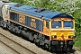 "EMD 20008201-5 - First GBRf ""66705"" 21.05.2015 Cossington [GB] Pete Loveday"