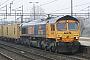 "EMD 20008201-6 - GBRf ""66706"" 18.02.2010 Northampton [GB] Dan Adkins"