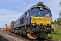 """EMD 20008212-1 - Rushrail """"T66 713"""" 08.08.2015 Hallstavik [S] Maarten van der Willigen"""
