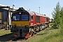 """EMD 20008212-2 - CFL Cargo """"T66K 714"""" 30.04.2011 Padborg [DK] Tomke Scheel"""