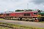 "EMD 20008212-2 - CFL Cargo ""T66K 714"" 22.07.2012 Padborg [DK] Jens Vollertsen"