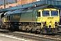 """EMD 20008215-3 - Freightliner """"66523"""" 17.04.2009 Doncaster [GB] Dan Adkins"""