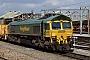 """EMD 20008215-3 - Freightliner """"66523"""" 01.05.2013 Crewe [GB] Mark Barber"""