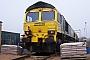 "EMD 20008215-4 - Freightliner ""66524"" 04.11.2007 CreweBasfordHall [GB] Dan Adkins"