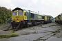 """EMD 20008215-5 - Freightliner """"66525"""" 15.10.2016 Leeds,MidlandRoadDepot [GB] David Moreton"""