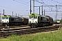 """EMD 20008254-10 - Captrain """"6602"""" 23.04.2011 AntwerpenSchijnpoort [B] Axel Schaer"""