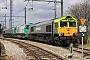 """EMD 20008254-11 - Captrain """"6603"""" 10.04.2010 AntwerpenSchijnpoort [B] Axel Schaer"""