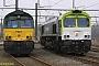 """EMD 20008254-11 - Captrain """"6603"""" 05.03.2011 Montzen [B] Axel Schaer"""