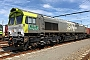 "EMD 20008254-11 - Captrain ""6603"" 12.08.2018 Antwerpen [B] Howard Lewsey"