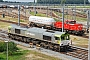 """EMD 20008254-7 - Captrain """"6609"""" 16.08.2013 Kijfhoek [NL] Henk Hartsuiker"""