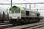 """EMD 20008254-7 - Captrain """"6609"""" 15.11.2012 Antwerpen-Schijnpoort [B] Alexander Leroy"""