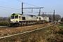 """EMD 20008254-7 - Captrain """"6609"""" 12.12.2013 Antwerpen [B] Martijn Schokker"""