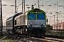 "EMD 20008254-7 - Captrain ""6609"" 26.11.2015 Oberhausen,RangierbahnhofWest [D] Rolf Alberts"