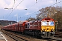 """EMD 20008254-8 - HGK """"DE 64"""" 20.02.2010 Köln,BahnhofWest [D] Wolfgang Mauser"""