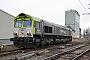 """EMD 20008254-9 - Captrain """"6601"""" 02.03.2013 Dormagen [D] Dietmar Stresow"""