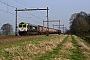 """EMD 20008254-9 - Captrain """"6601"""" 17.03.2012 Zenderen [NL] Martijn Schokker"""