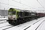 """EMD 20008254-9 - Captrain """"6601"""" 12.03.2013 Maastricht [NL] Jean-Michel Vanderseypen"""