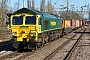 "EMD 20008269-15 - Freightliner ""66540"" 23.04.2013 Northampton Station [GB] Richard Gennis"