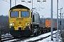 """EMD 20008269-17 - Freightliner """"66542"""" 03.02.2009 Kingsthorpe [GB] Dan Adkins"""