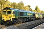 "EMD 20008269-18 - Freightliner ""66543"" 28.10.2009 GospelOak [GB] Dan Adkins"