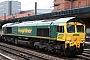 """EMD 20008269-19 - Freightliner """"66544"""" 27.09.2007 Doncaster [GB] Theo Stolz"""
