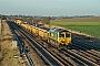 """EMD 20008269-19 - Freightliner """"66544"""" 06.12.2014 Cholsey [GB] Peter Lovell"""