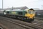 """EMD 20008269-1 - Freightliner """"66526"""" 15.03.2008 Doncaster [GB] Theo Stolz"""