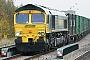 "EMD 20008269-20 - Freightliner ""66545"" 28.10.2009 SouthRuislip [GB] Dan Adkins"