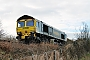 "EMD 20008269-2 - Freightliner ""66527"" 14.02.2015 West Stafford (Dorset) [GB] Barry Tempest"