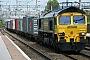 "EMD 20008269-9 - Freightliner ""66534"" 12.06.2009 Northampton [GB] Dan Adkins"