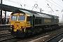 """EMD 20008269-9 - Freightliner """"66534"""" 15.03.2008 Doncaster,Station [GB] Theo Stolz"""