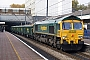 "EMD 20018342-8 - Freightliner ""66555"" 06.11.2003 Ealing Broadway [GB] Theo Stolz"