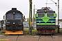 """EMD 20018352-1 - CargoNet """"66 401"""" 07.10.2010 KristinehamnVerkstad [S] Axel Schaer"""