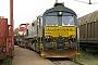 """EMD 20018352-2 - Rushrail """"T66 402"""" 25.08.2015 Borlänge [S] Martin Greiner"""
