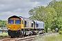 "EMD 20028462-21 - GBRf ""66741"" 03.06.2019 AlrewasLevelCrossing,Staffordshire [GB] Patrick Perry"