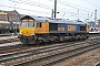 "EMD 20018356-1 - GBRf ""66708"" 08.03.2014 Doncaster [GB] Andrew  Haxton"